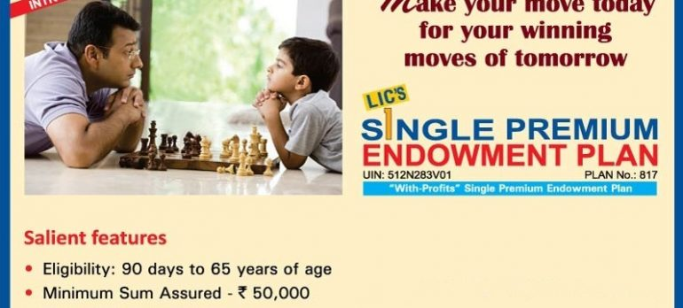 Single Premium Endowment Plan
