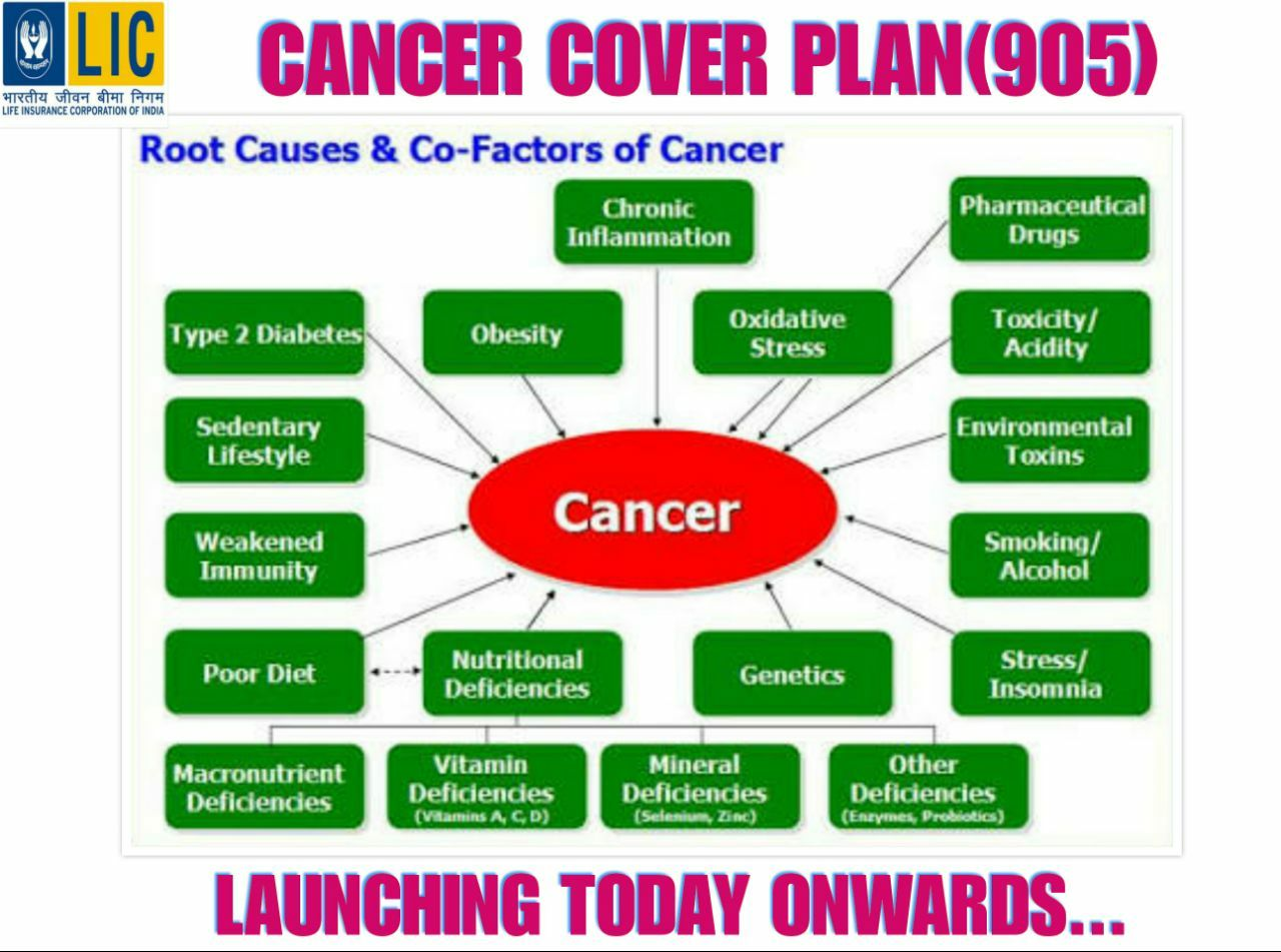 LIC's Cancer Cover | LIC Best Cancer Cover Health Plan